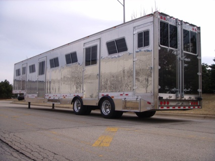 Horse Trailers from Fleet Equine